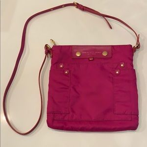 Marc by Marc Jacobs Fuschia Crossbody